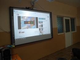 Работа с интерактивна дъска - 04 - ДГ Иглика - Пещера