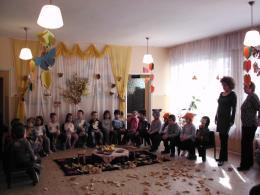 Есенно шоу с децата - 01 - ДГ Иглика - Пещера