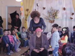 Есенно шоу с децата - 03 - ДГ Иглика - Пещера