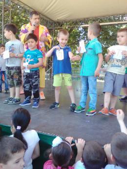 Честит празник първи юни, мили деца! - 06 - ДГ Иглика - Пещера
